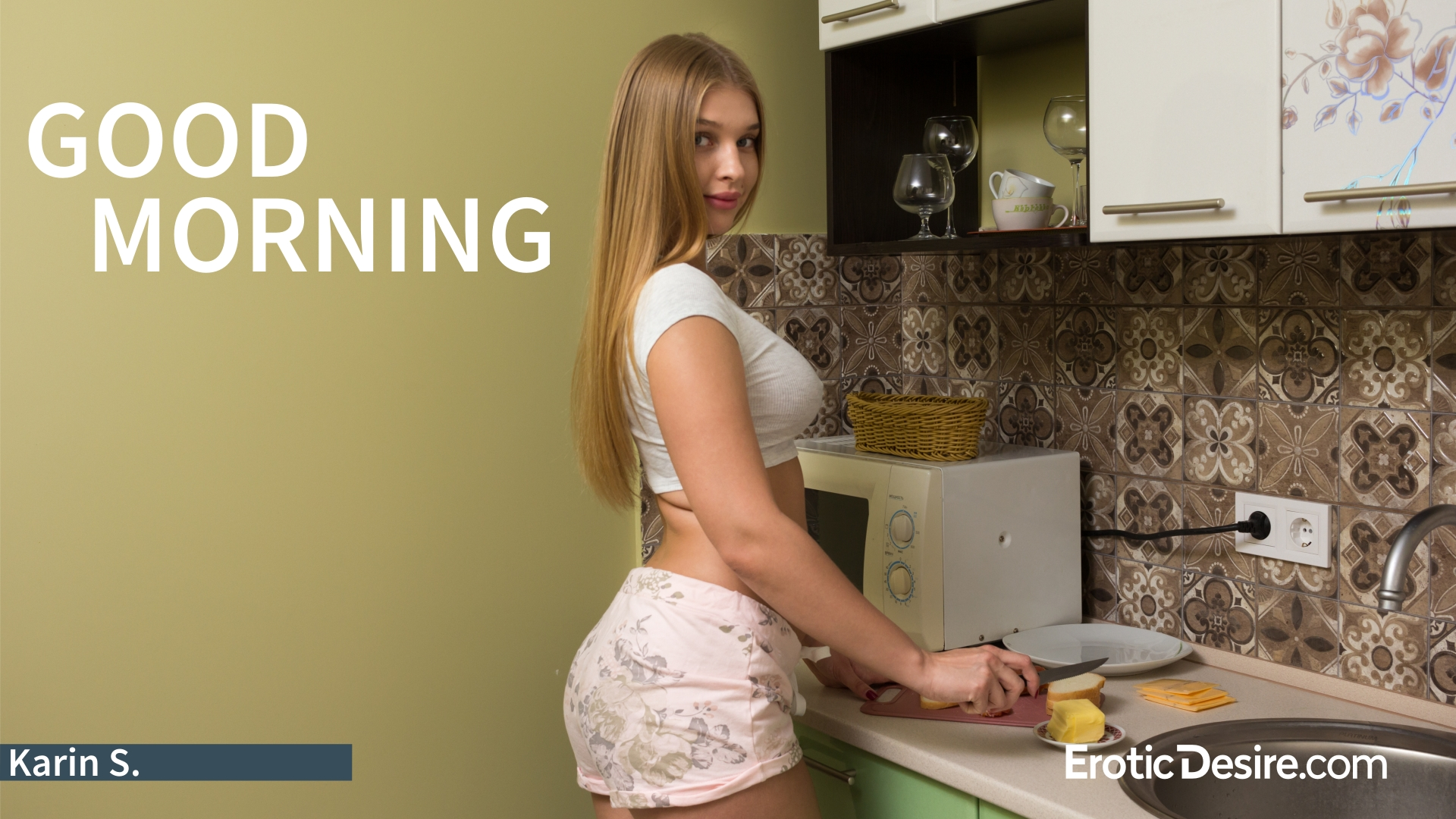 Karin S in Good Morning Video Cover Image