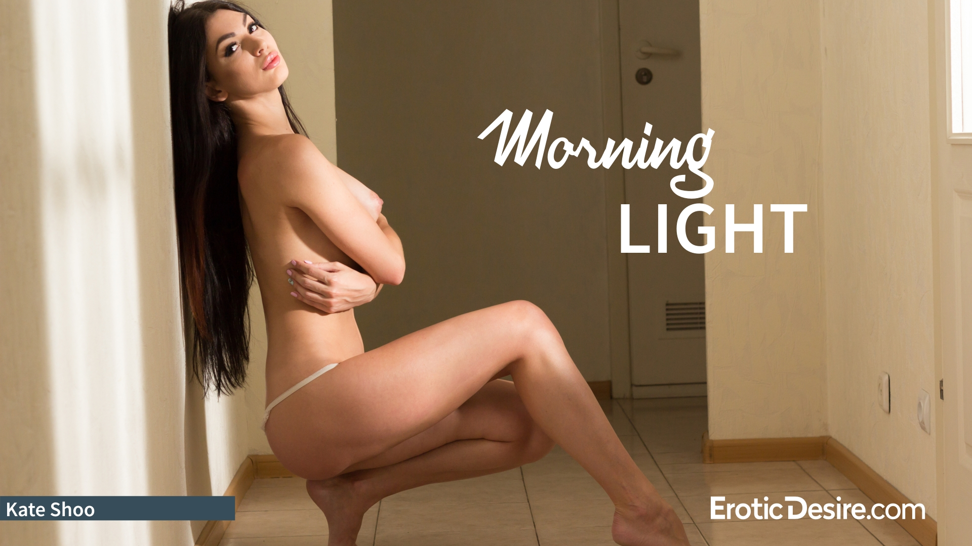 Kate Shoo in Morning Light Video Cover Image